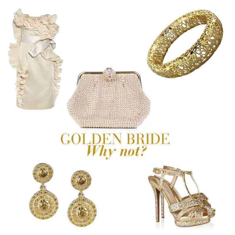Inspírate en el oro