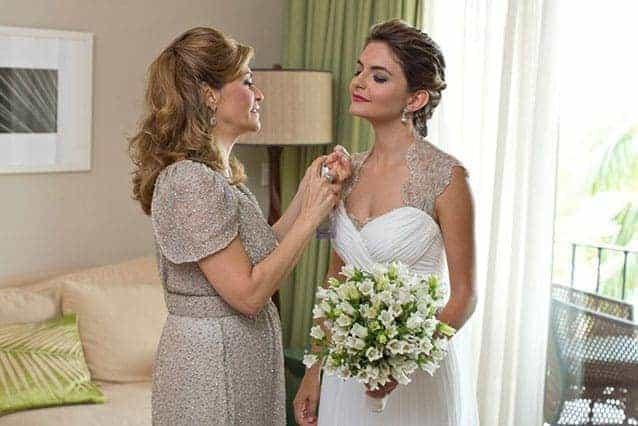La madre de la novia y sus looks para la boda | LuciaSeCasa
