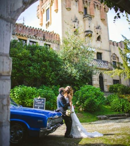 Una boda especial  al aire libre