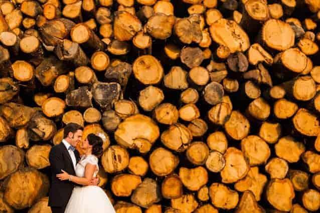 Una boda para enamorarse...