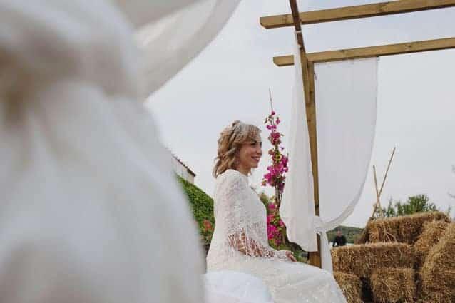 Una boda muy especial...