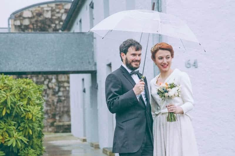 boda paraguas
