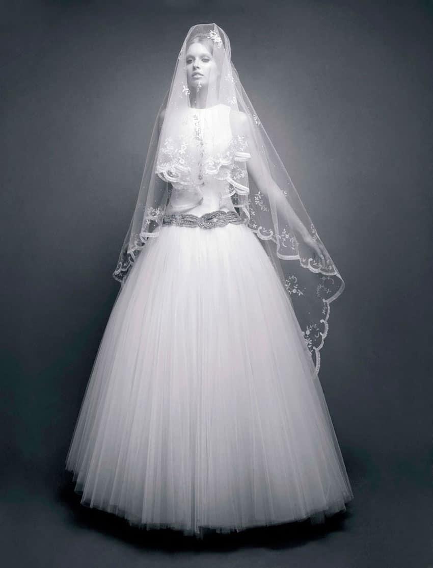Produccion novia años 60 vestido novia