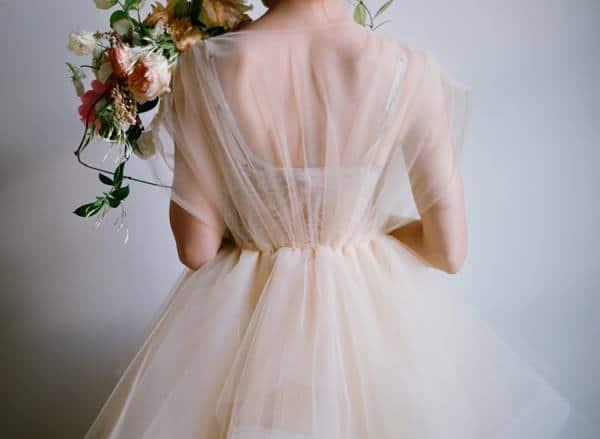 La novia de las flores...