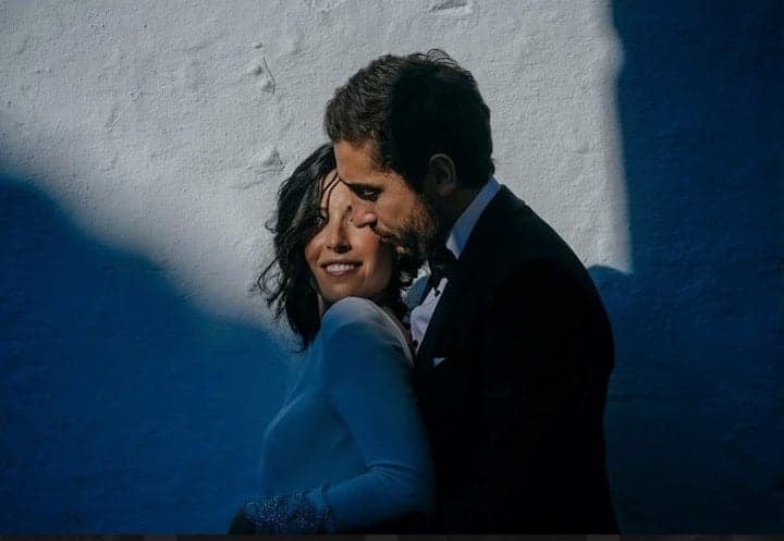 reportaje novios boda andaluza