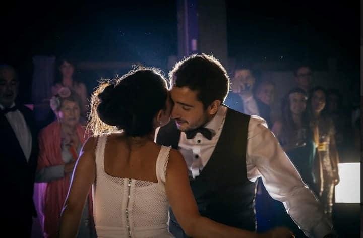 baile novios boda marbella