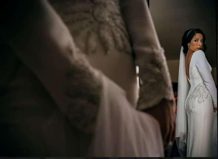 boda andaluza vestido novia
