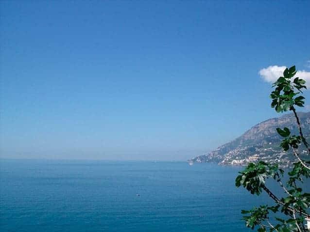 Un paseo por la Costa Amalfitana...