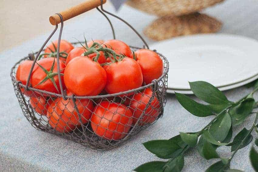 tomates cóctel para bodas