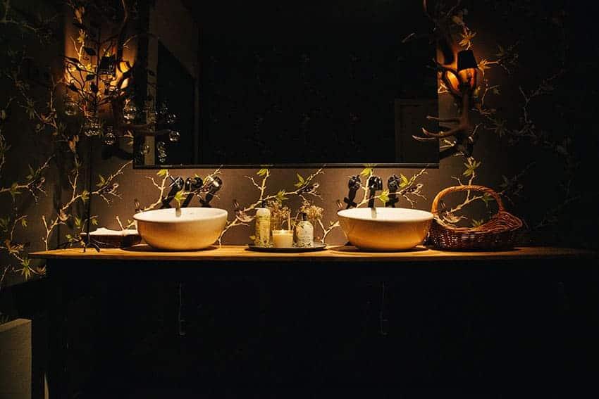 baños boda