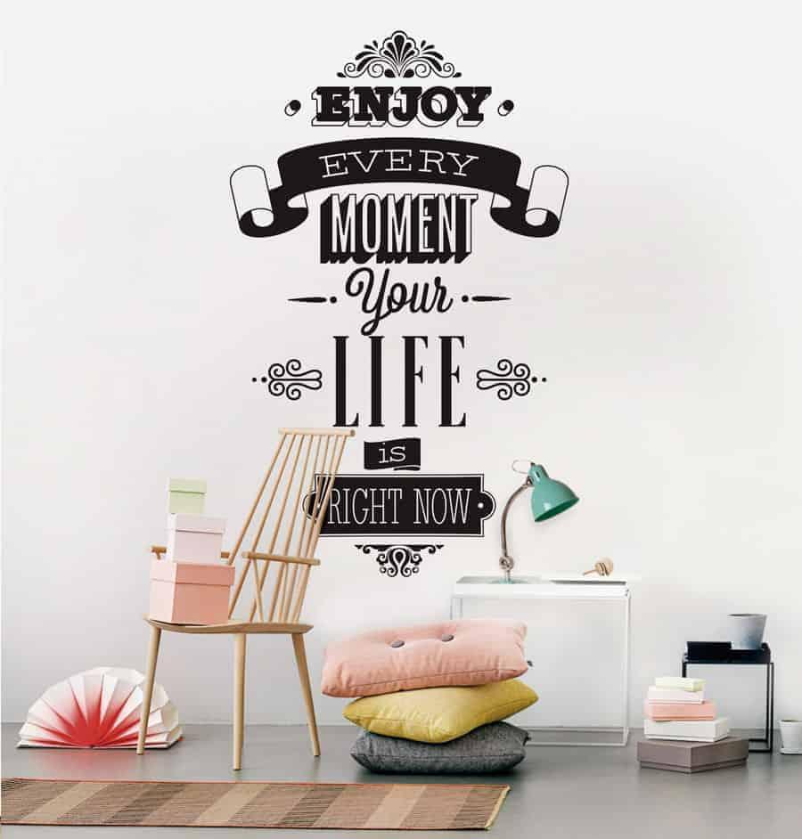 Decorar tu casa con vinilos ¡es tendencia!