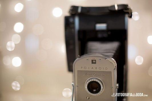 lafotografiadetuboda cámara antigua