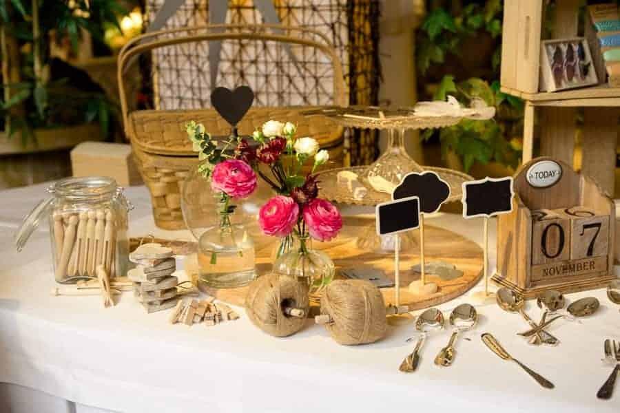 decoración bodas locas musas