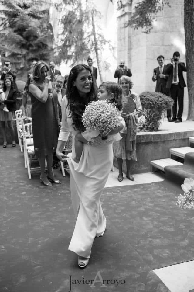 novia boda ceremonia