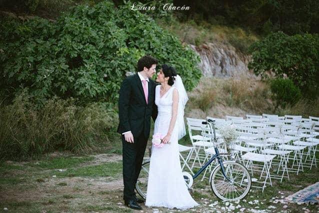ceremonia boda bici