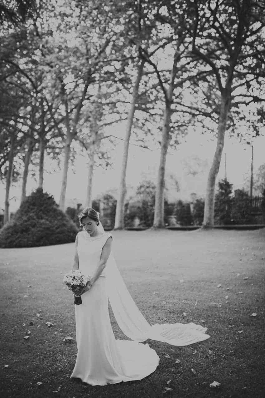novia campo ramo